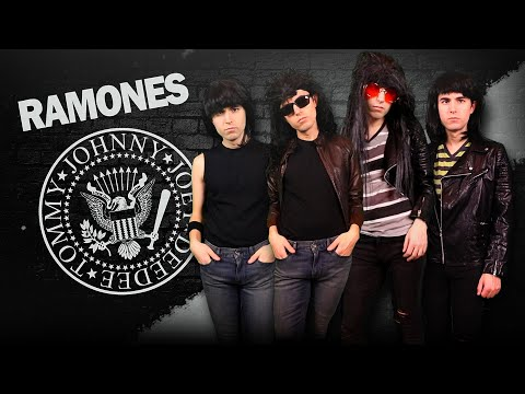 How To Be The Ramones!
