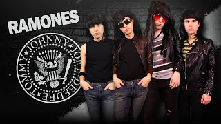 How To Be tнe Ramones!