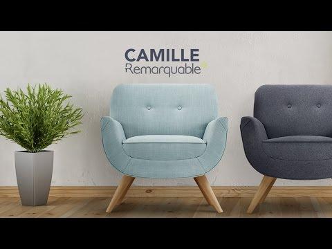 hqdefault Résultat Supérieur 48 Impressionnant Fauteuil Bleu Pastel Galerie 2017 Hht5