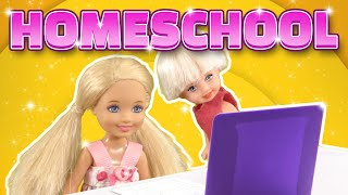Barbie - Home Schooling for the Girls | Ep.253