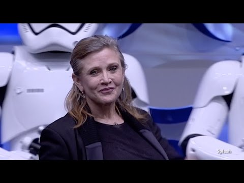 Carrie Fisher Dead At Age 60