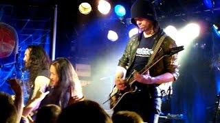 Dragonforce - Defenders Live at John Dee,Oslo,Norway 28.03.15