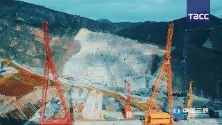 Китай начал строительство второй по мощности ГЭС в мире