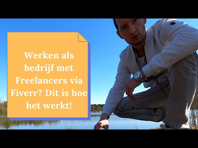 Uitbesteden via Fiverr | Hoe werkt Uitbesteden via Fiverr in Nederland en is het aan te raden?