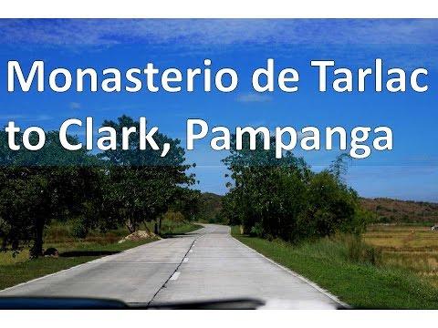 Monasterio de Tarlac to Clark