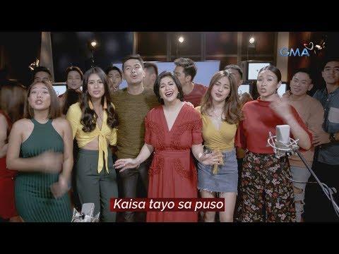 'Kapuso Theme' Music Video