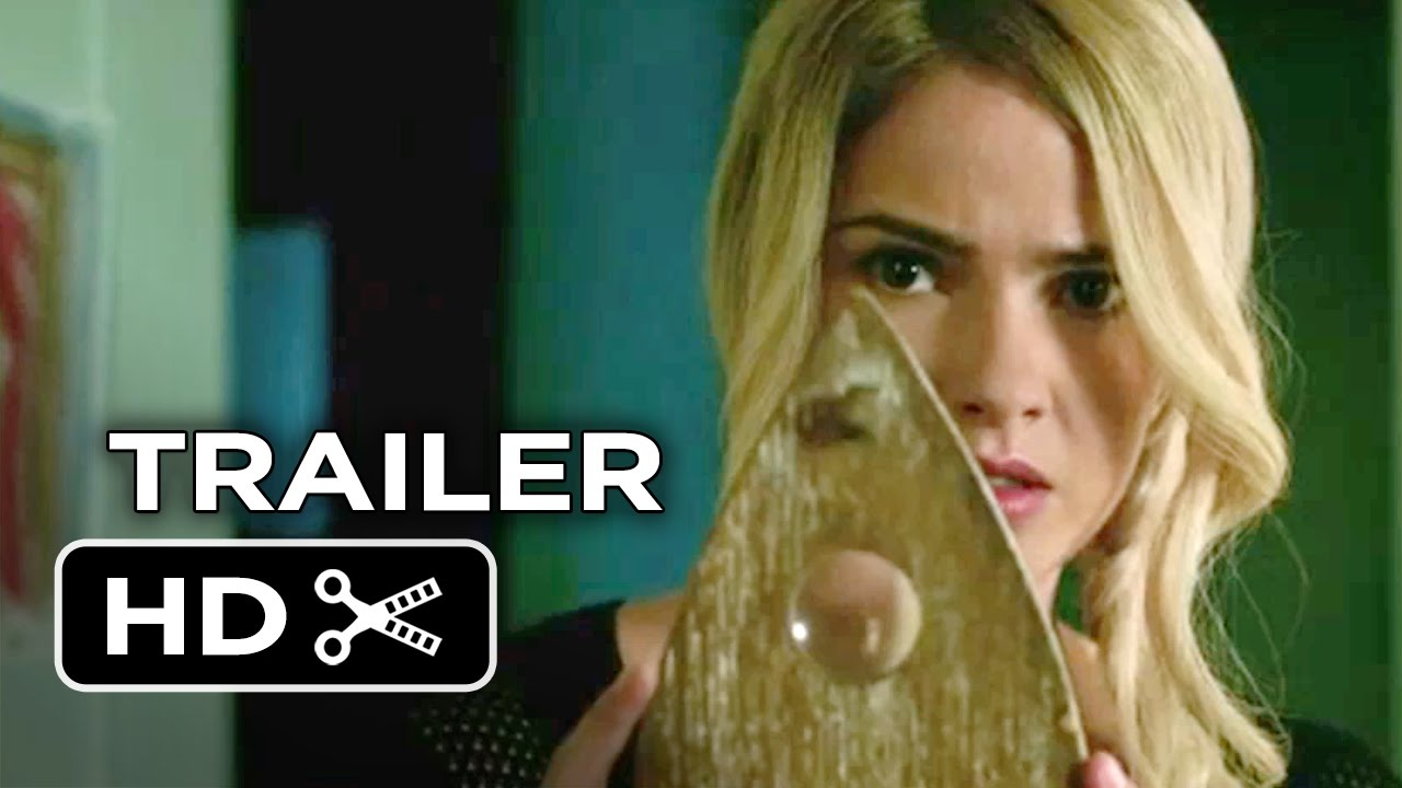 Ouija Official Trailer 1 2014 Olivia Cooke Horror Movie Hd