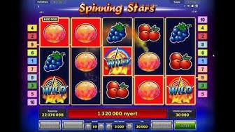 Gametwist Casino - Spinning Stars Bonus BIGWIN!