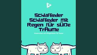 Drei blinde Mäuse mit ruhigem Niederschlag (Harfe Instrumental)