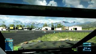 Testing out BF3 Jeep