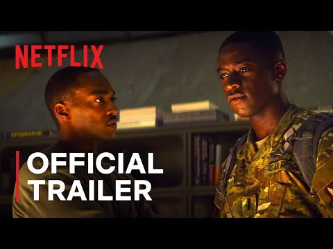 OUTSIDE THE WIRE Official Trailer 2021 Anthony Mackie Sci Fi Movie HD