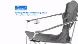 Portable Rocking Chair - Available From Internet Shop Uk