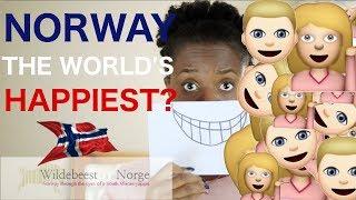 Are Norwegians the world's happiest people?