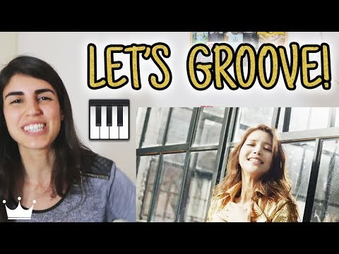 MAMAMOO - Piano Man   Oh Swing, Let's Groove!   Reaction