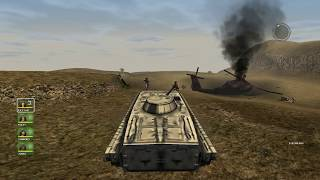 Conflict: Desert Storm - Embark all vehicles mod and play as Russian or Iraqi