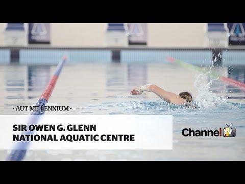 Sir Owen G. Glenn National Aquatic Centre Tour @ AUT Millennium