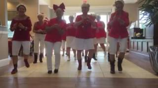 Nettles Island Dancers Jingle Bell Rock