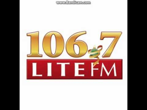 25 days of christmas radio 2016 day 2 wltw 1067 lite fm station id december 2 2016 559pm