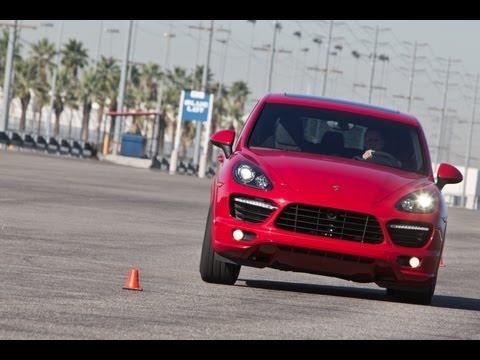 Track Tested: Porsche Cayenne GTS | Edmunds.com