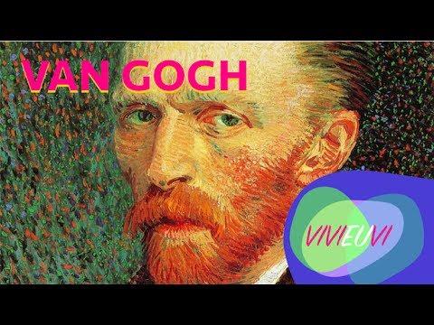 VAN GOGH - 50 FATOS #VIVIEUVI
