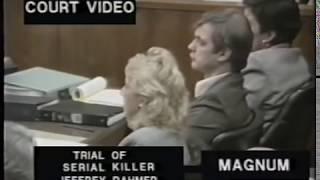 Video The trial of Jeffrey Dahmer Actual court room 92 VHS download MP3, 3GP, MP4, WEBM, AVI, FLV Januari 2018