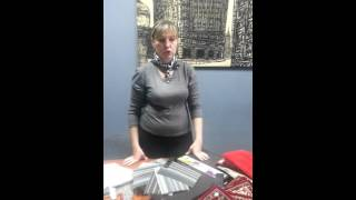 Обзор шерстяных ковров, напольных покрытий. ч1