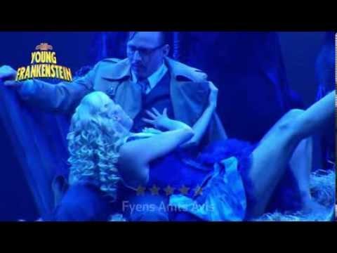 Mel Brooks Young Frankenstein på Fredericia Teater