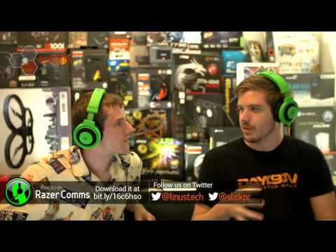 The WAN Show : Thumbs up EA, Geek Squad Leaks Nudes?, and GUEST Ryan Shrout  - August 16, 2013