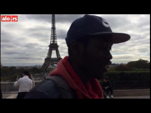 Akim iz Senegala šurovao sa delijama pre meča
