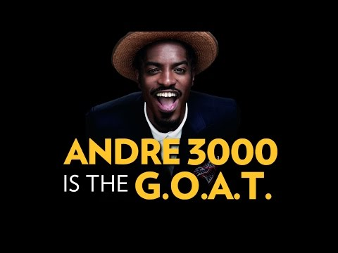 Andre 3000: The Greatest Rapper Of All Time