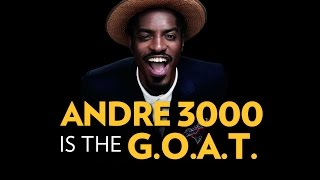 Video Andre 3000: The Greatest Rapper Of All Time download MP3, 3GP, MP4, WEBM, AVI, FLV Agustus 2018