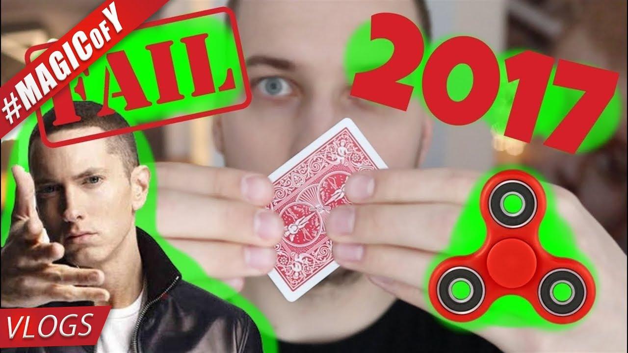 WTOPY NA POKAZACH, EMINEM, REWIND 2017 – ZAPYTAJ Y – 700k Special – MAGIC OF Y