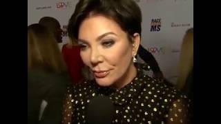 kardashianvideos Part 2  Kris Jenner talks about Kim newborn! #Kardashian