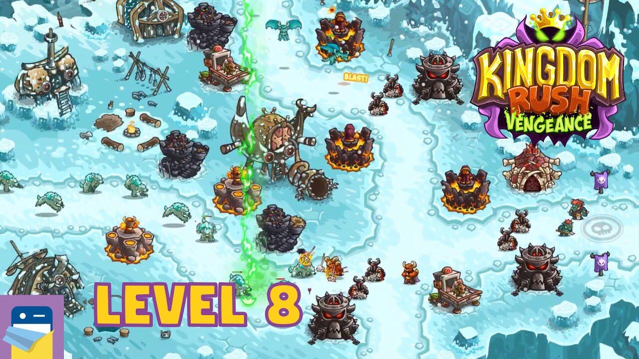 Kingdom Rush Vengeance: Complete Walkthrough Guide