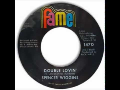 Spencer Wiggins - Double Lovin'(1970)