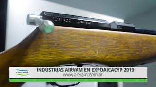 Expoaicacyp 2019. Industrias Airvam (con locución)