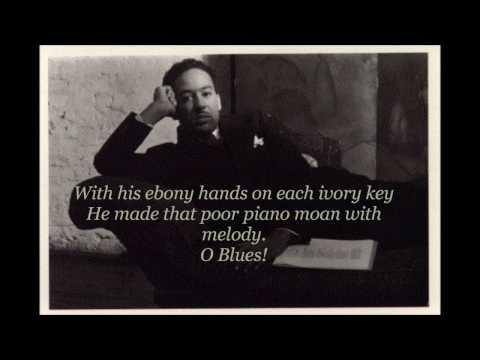 Poems  Langston Hughes