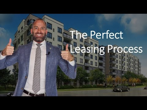 The Perfect Leasing Process for Property Management Companies