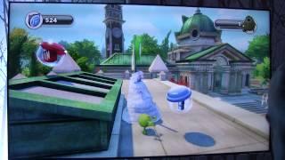 Disney Infinity Monsters University Video Walkthrough (Wii U version)