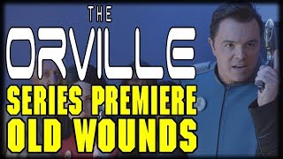 """Download Video The Orville Series Premiere """"Old Wounds"""" Recap and Review MP3 3GP MP4"""