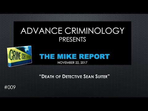 Death of Detective Sean Suiter