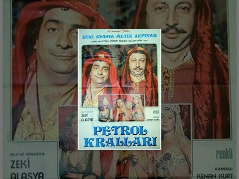 Petrol Kralları (1979) Zeki Alasya - Metin Akpınar