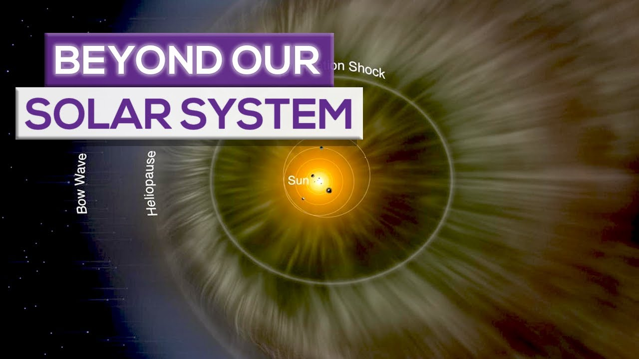 What Lies Beyond Our Solar System?