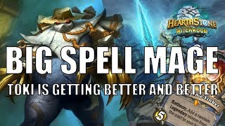 Big Spell Mage | Getting better and better!