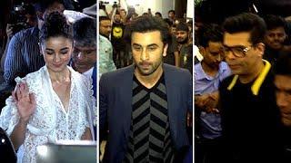 Kangana Hrithik Fight: Ranbir Kapoor, Alia Bhatt, Karan Johar Avoid Meeting Media At MAMI 2017