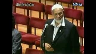 Ahmed Deedat - when Christ was born!? Surprise (مترجم)