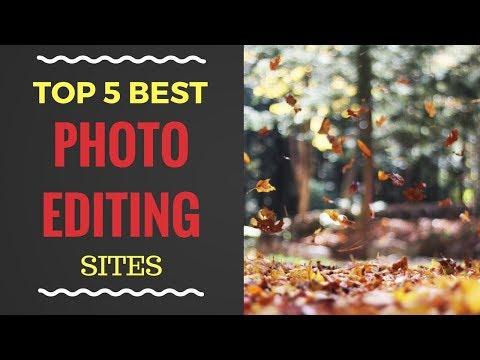 TOP 5 ONLINE PHOTO EDITING SITES FREE [2018] !!| Best Online PHOTOSHOP ALTERNATIVES | Techdoom