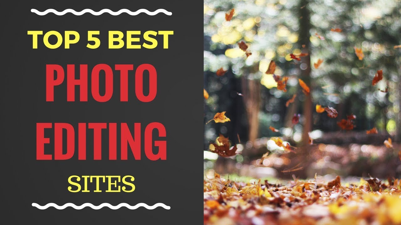 TOP 5 ONLINE PHOTO EDITING SITES FREE !!| Best PHOTOSHOP ALTERNATIVES |  Urdu/Hindi | Techdoom
