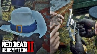Red Dead Redemption 2 Rare Hats