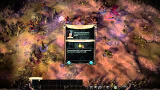Eador Masters of the Broken World Third Gameplay Trailer